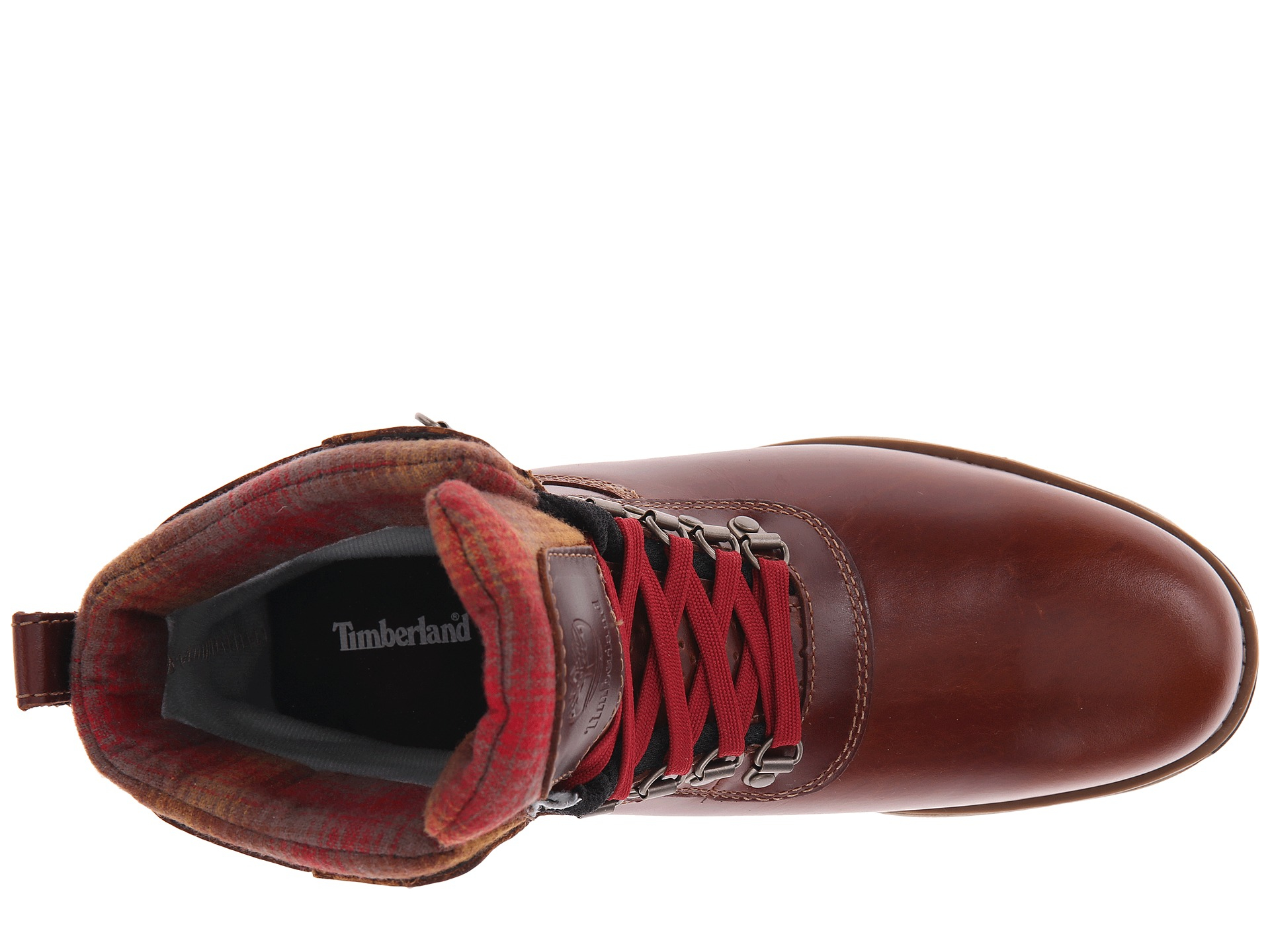 efeb0366030f Lyst - Timberland Heston Mid W  Gore-tex® Membrane in Red for Men
