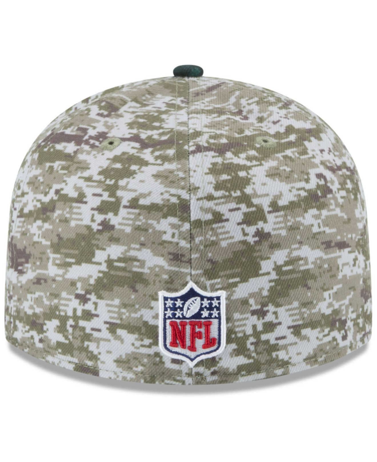 85acd316cfe Lyst - Ktz Philadelphia Eagles Salute To Service 59fifty Cap in ...