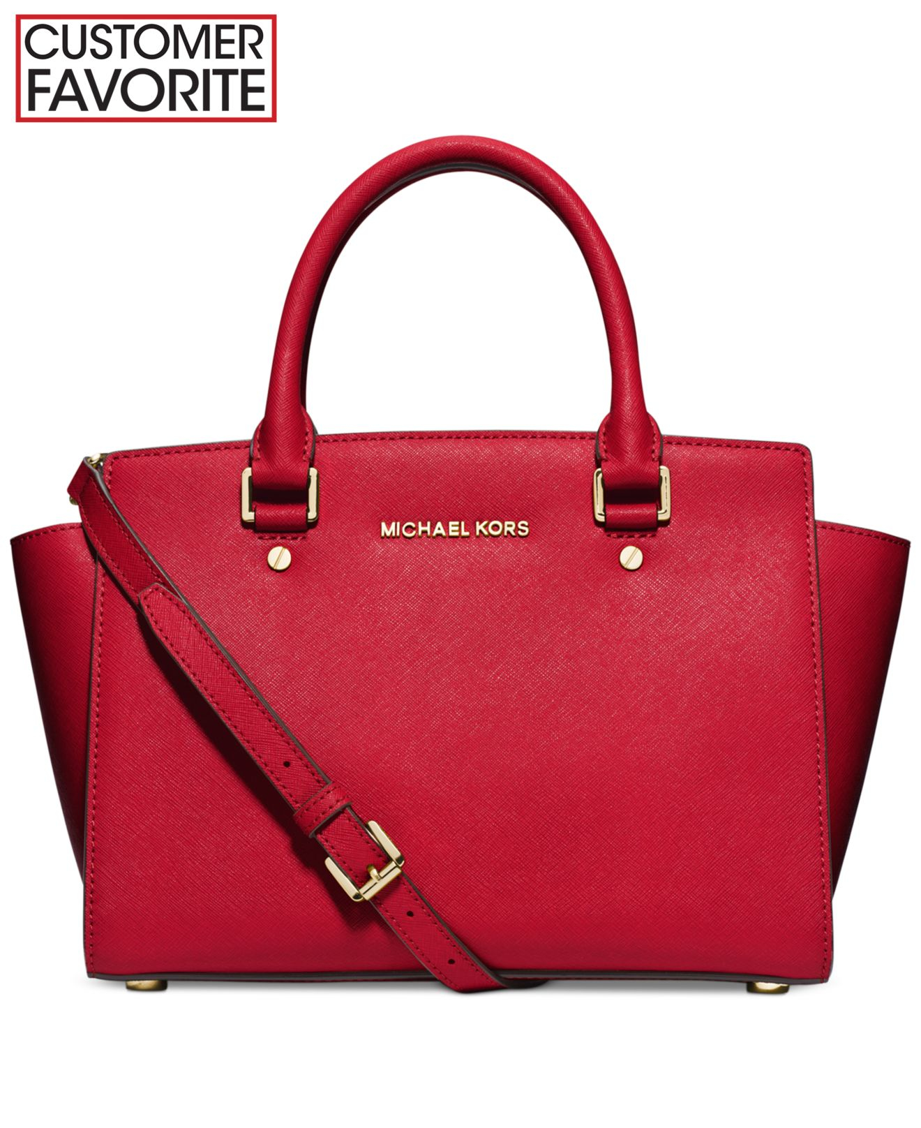24b8c7cd4c8a9e Michael Kors Red Selma Bag Uk | Stanford Center for Opportunity ...
