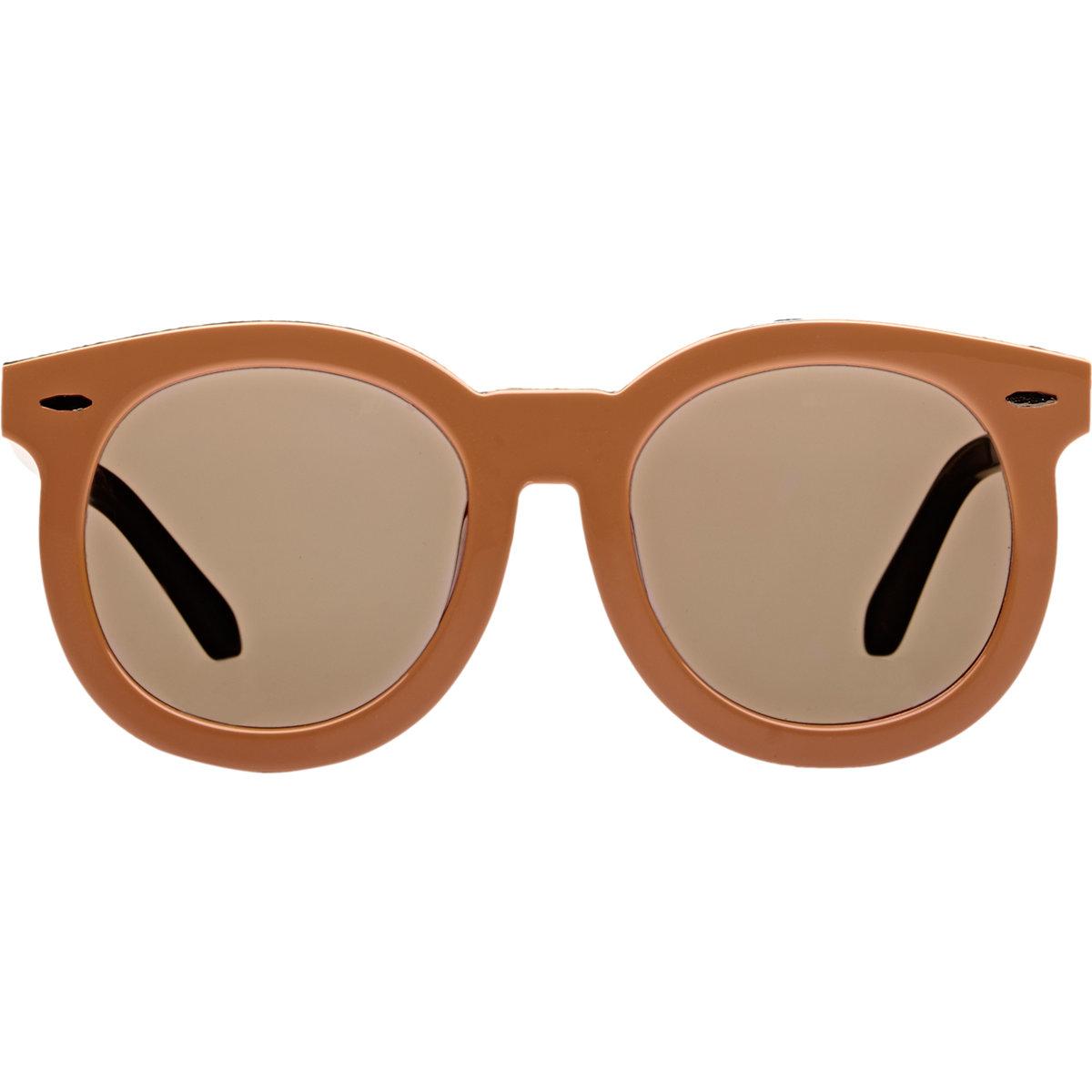 2c7879da3c9 Karen Walker Super Duper Thistle Sunglasses in Brown - Lyst