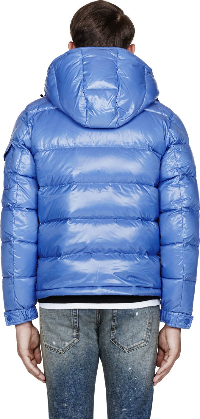 moncler light blue maya