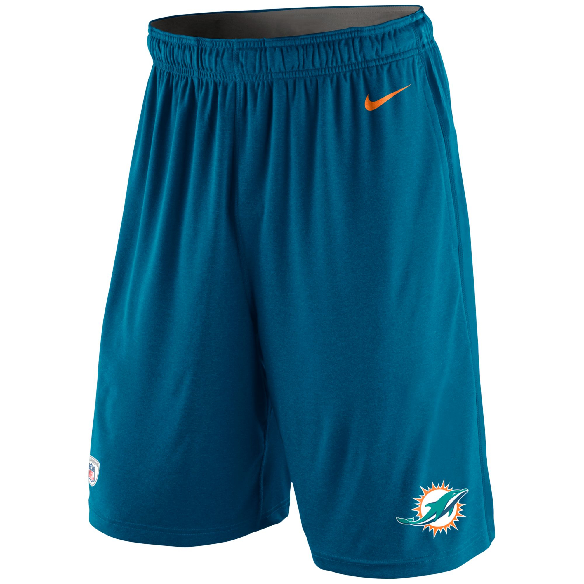 Lyst Nike Mens Miami Dolphins Fly Shorts In Green For Men