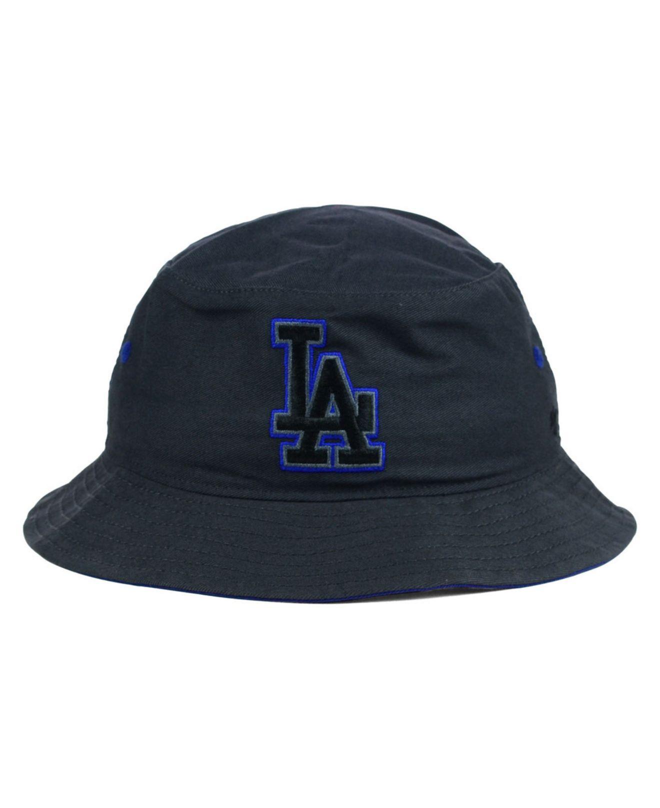meet 0336c 927d3 Lyst - 47 Brand Los Angeles Dodgers Turbo Bucket Hat in Gray