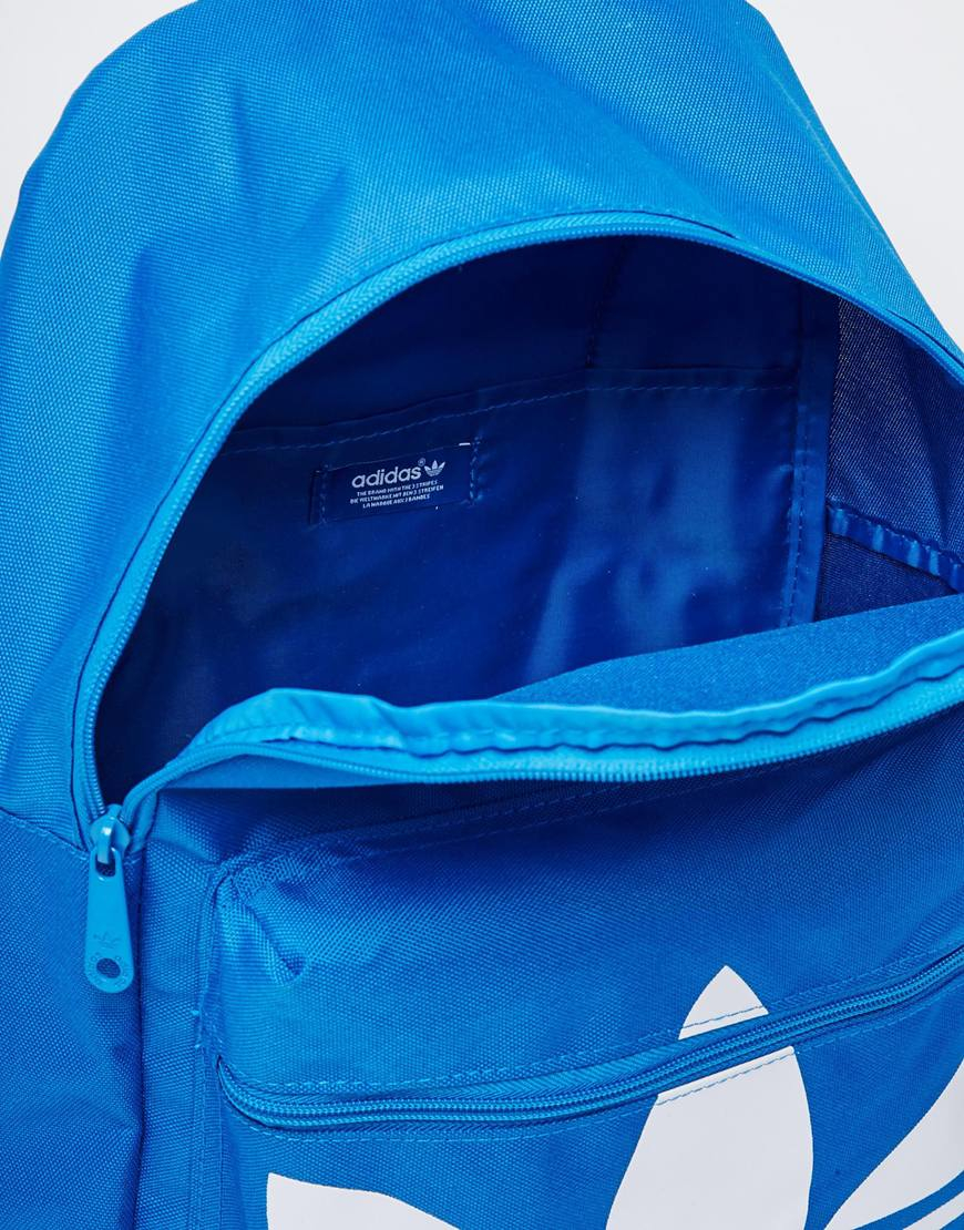 dd8604b363ee26 Lyst - adidas Originals Classic Backpack in Blue for Men