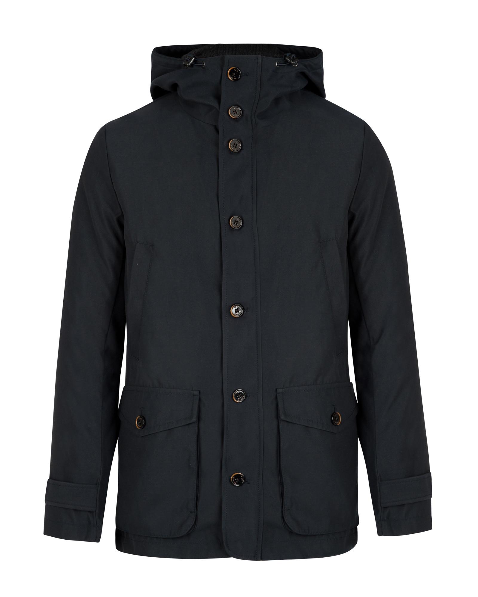 Ted Baker 3-In-1 Coat In Blue For Men