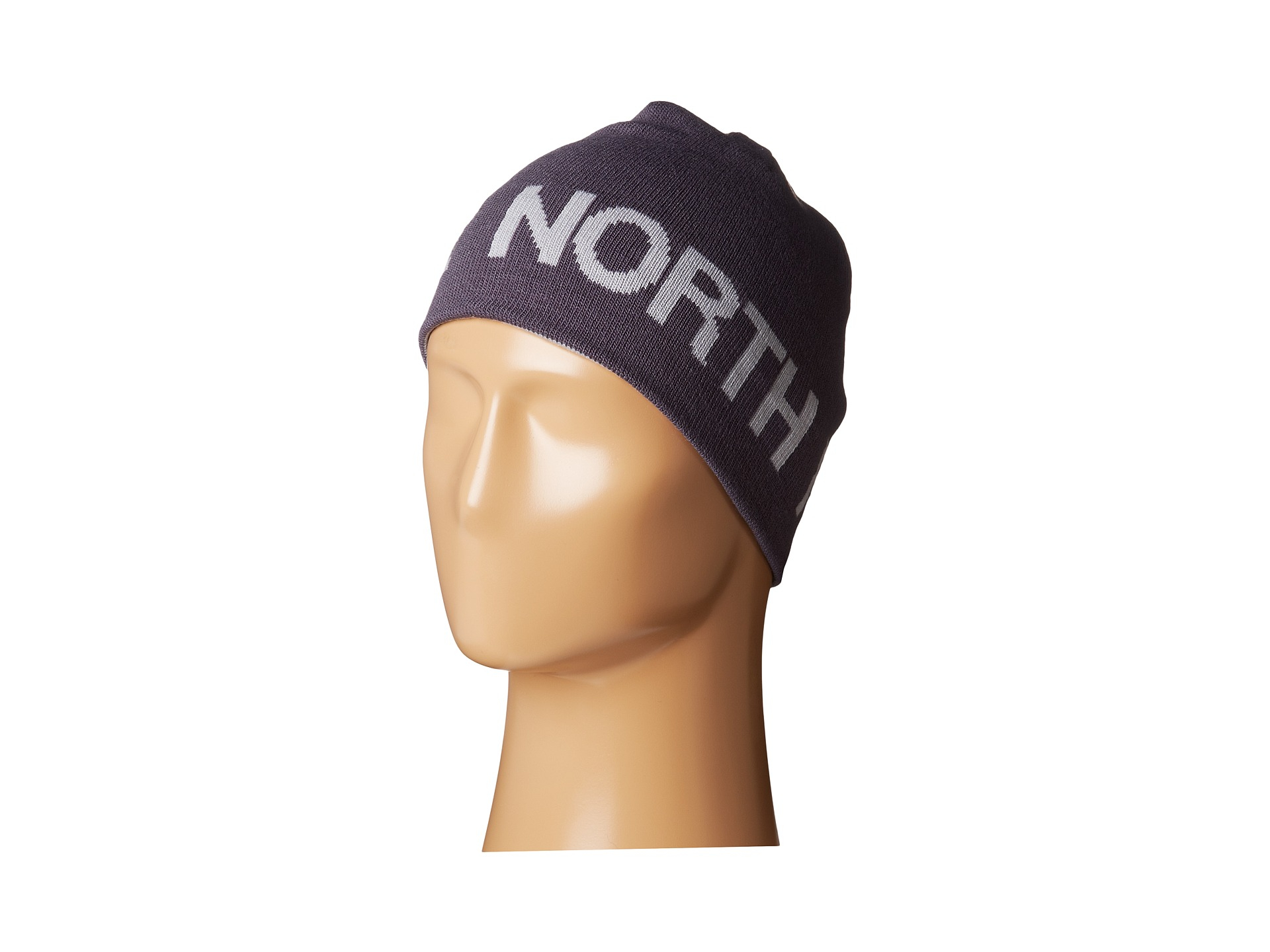 1aaf6065b3d Lyst - The North Face Reversible Tnf Banner Beanie in Blue