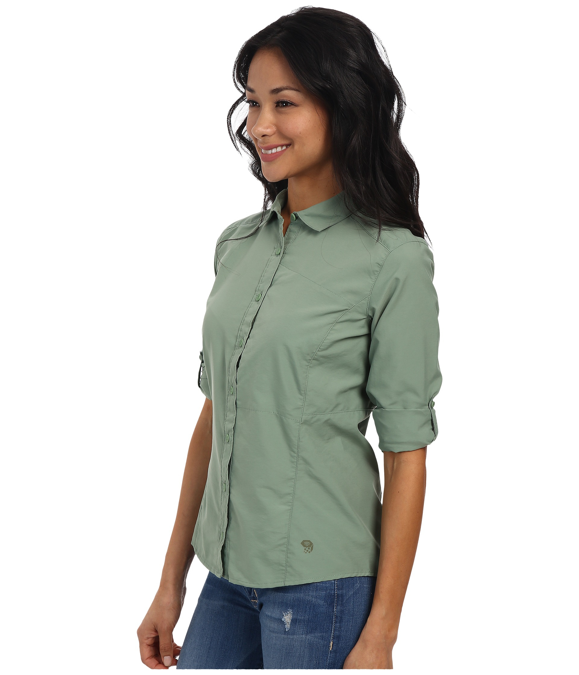 3fa250338a026 Mountain Hardwear Canyon Ac Shirt Womens - Joe Maloy