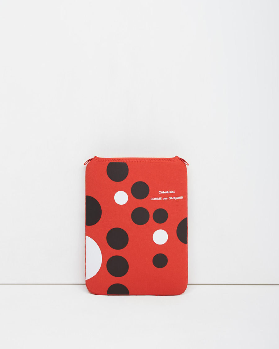 c244teampciel ipad case in red lyst