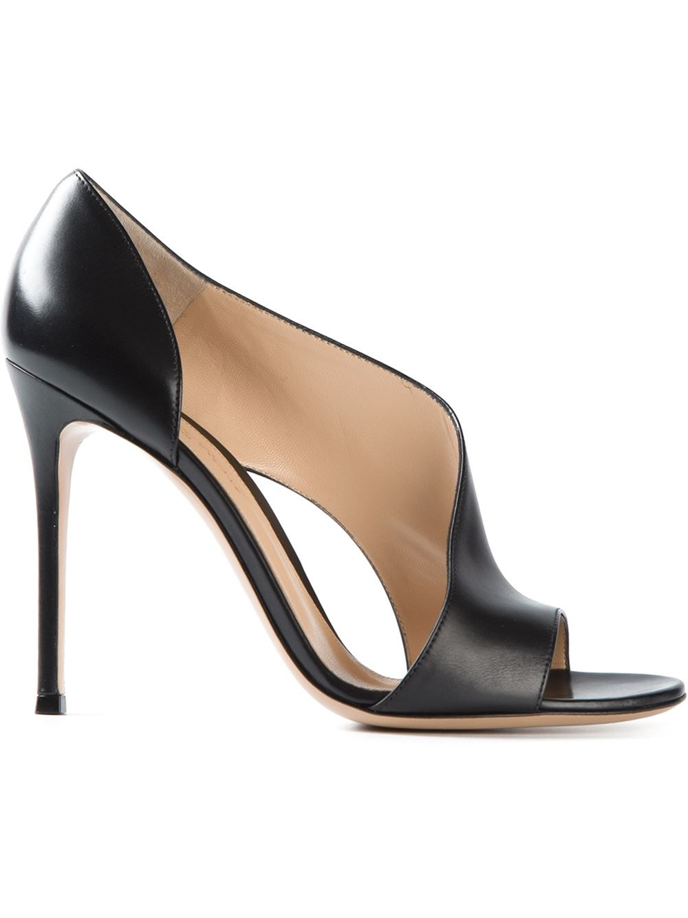 Gianvito Rossi Mens Shoes