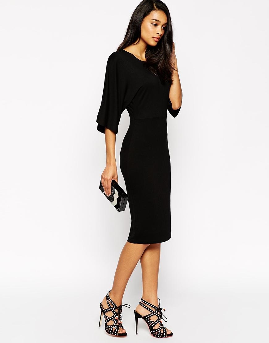 Black dress asos - Gallery Women S Kimono Dresses