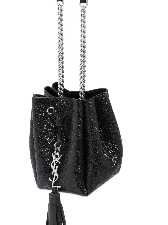 Ysl Black Patent Bag Ysl Purse For Sale