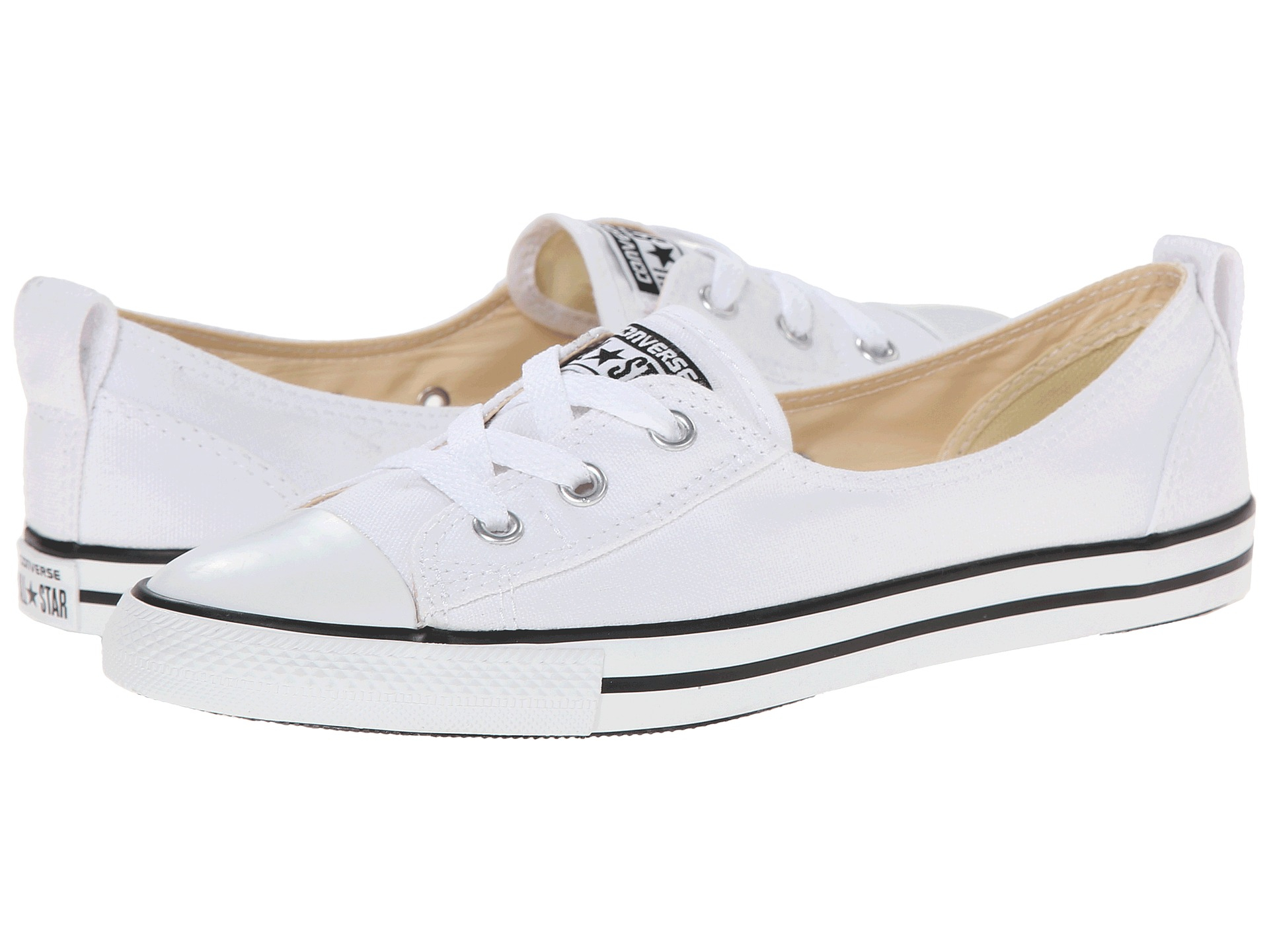 fe1f9a760fec4c Gallery. Previously sold at  Zappos · Women s Converse Chuck Taylor ...