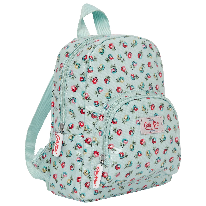 Cath Kidston Elgin Ditsy Mini Backpack In Blue Lyst