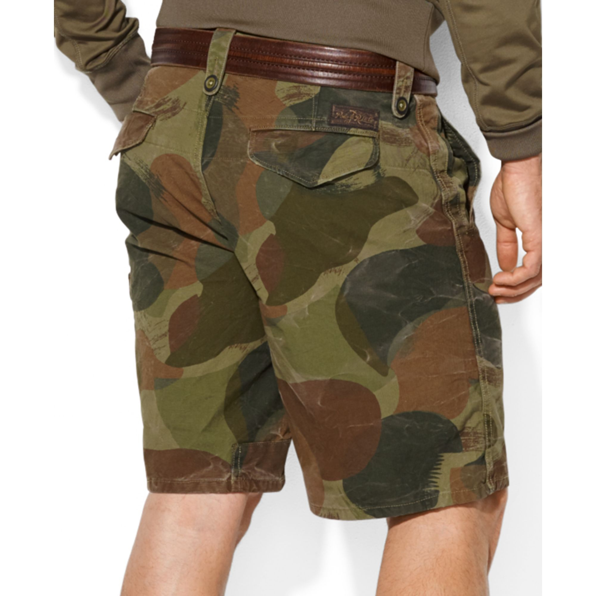 printed shorts - Green Polo Ralph Lauren