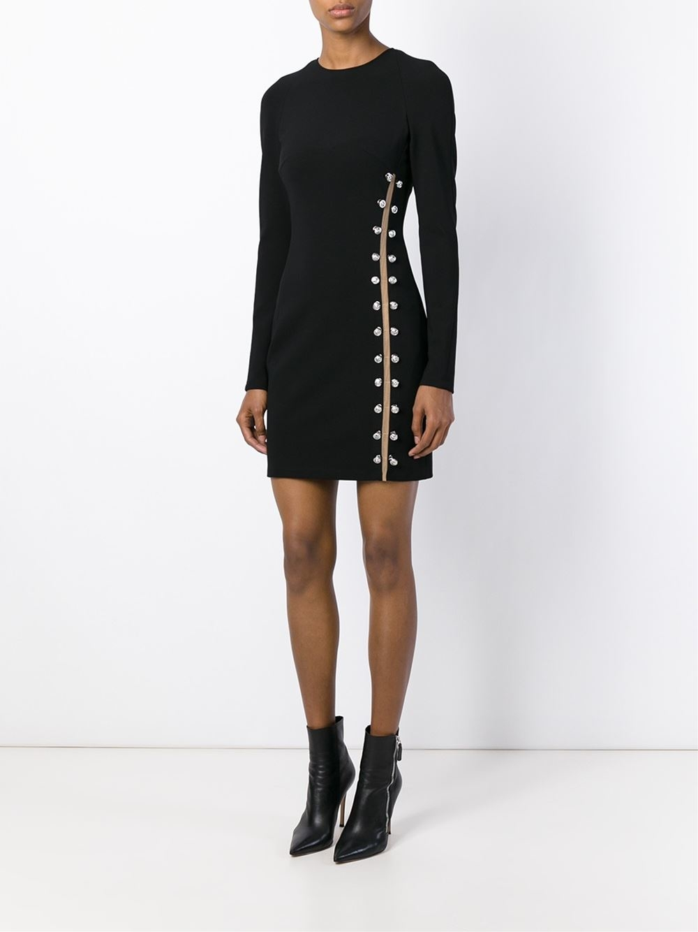 versus versace none safety pin dress none product 4 566231646 normal