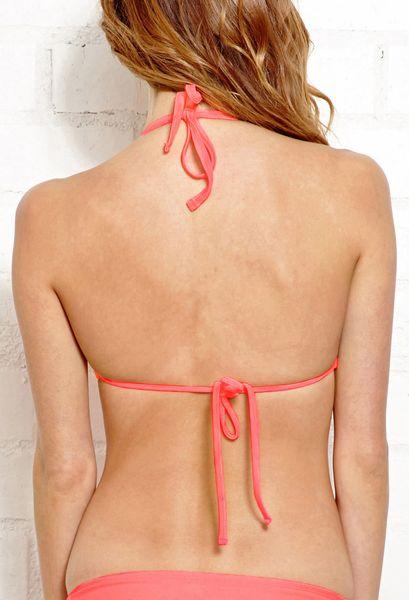 21 Fringe Queen Bikini Top