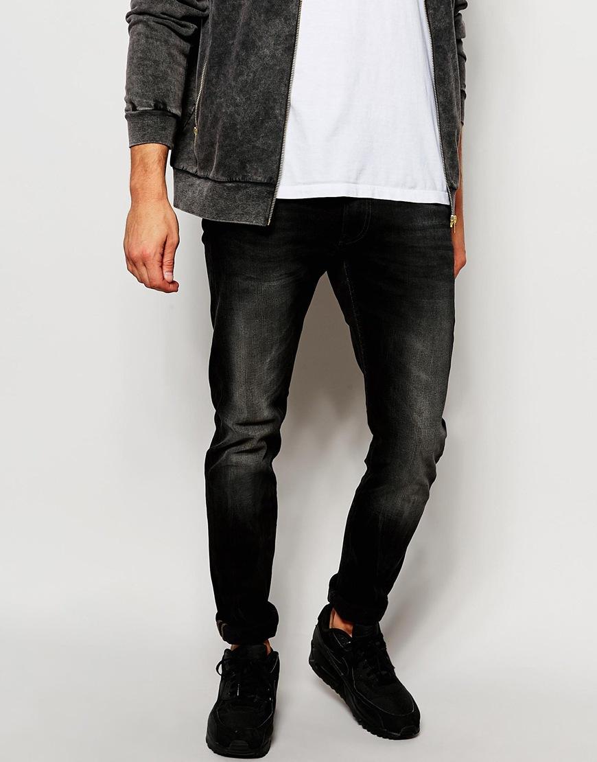 lee black jeans for men - photo #49