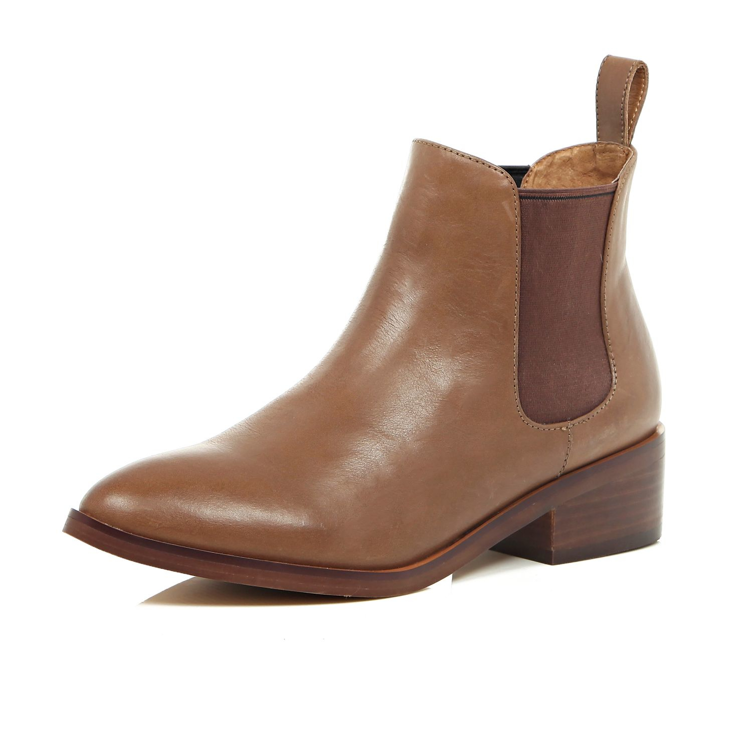 These leather boots are made to order from high quality soft leather. Inspired by classical and clean style of Chelsea boot these shoes were designed to become a staple in your wardrobe. Crafted from high quality leather and feature elasticated sides and a heel loop tab for easy foot entry/5(K).