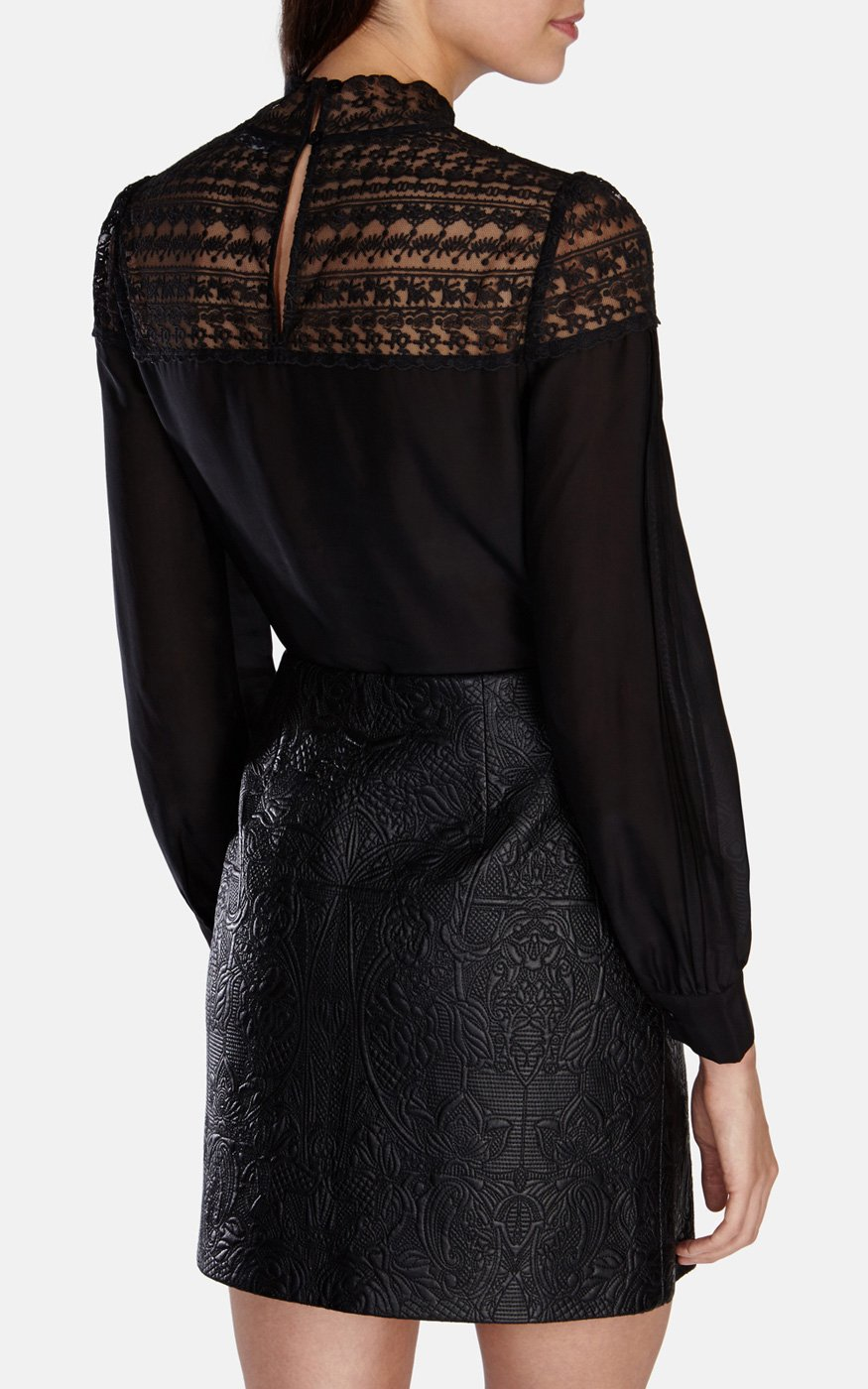Womens Silk Shirts And Blouses