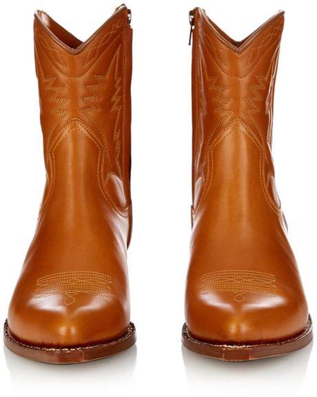 Ladies Western Ankle Boots Western Ankle Boots in