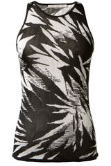 Jason Wu Abstract Print Tank