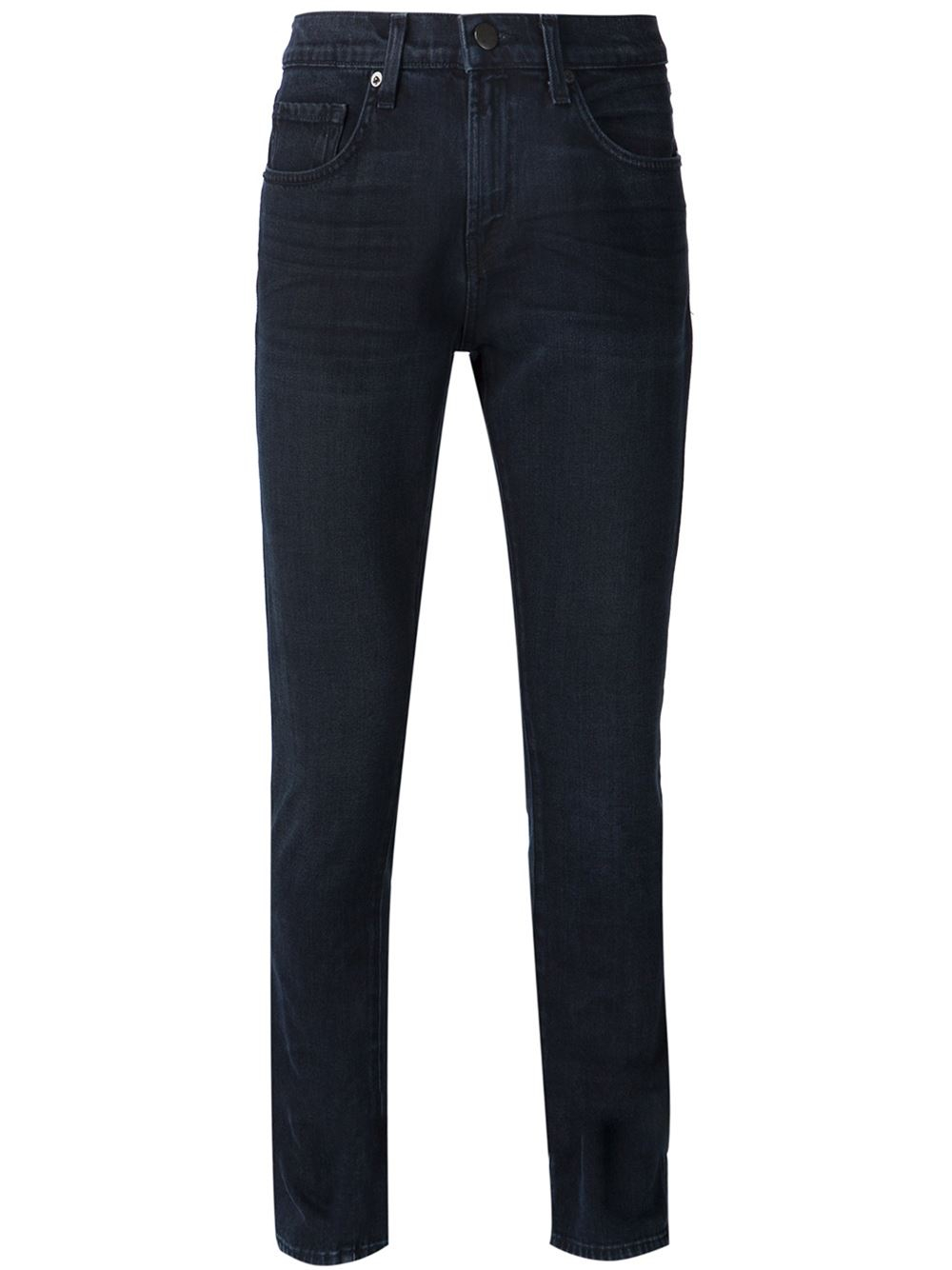 j brand straight leg jeans in blue for men lyst. Black Bedroom Furniture Sets. Home Design Ideas