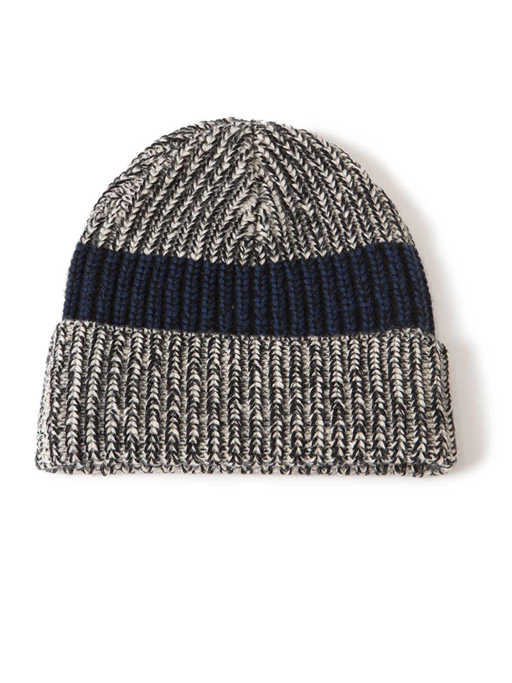 Knitting Pattern For Cashmere Beanie : Proenza schouler Cashmere Knit Beanie in Gray Lyst
