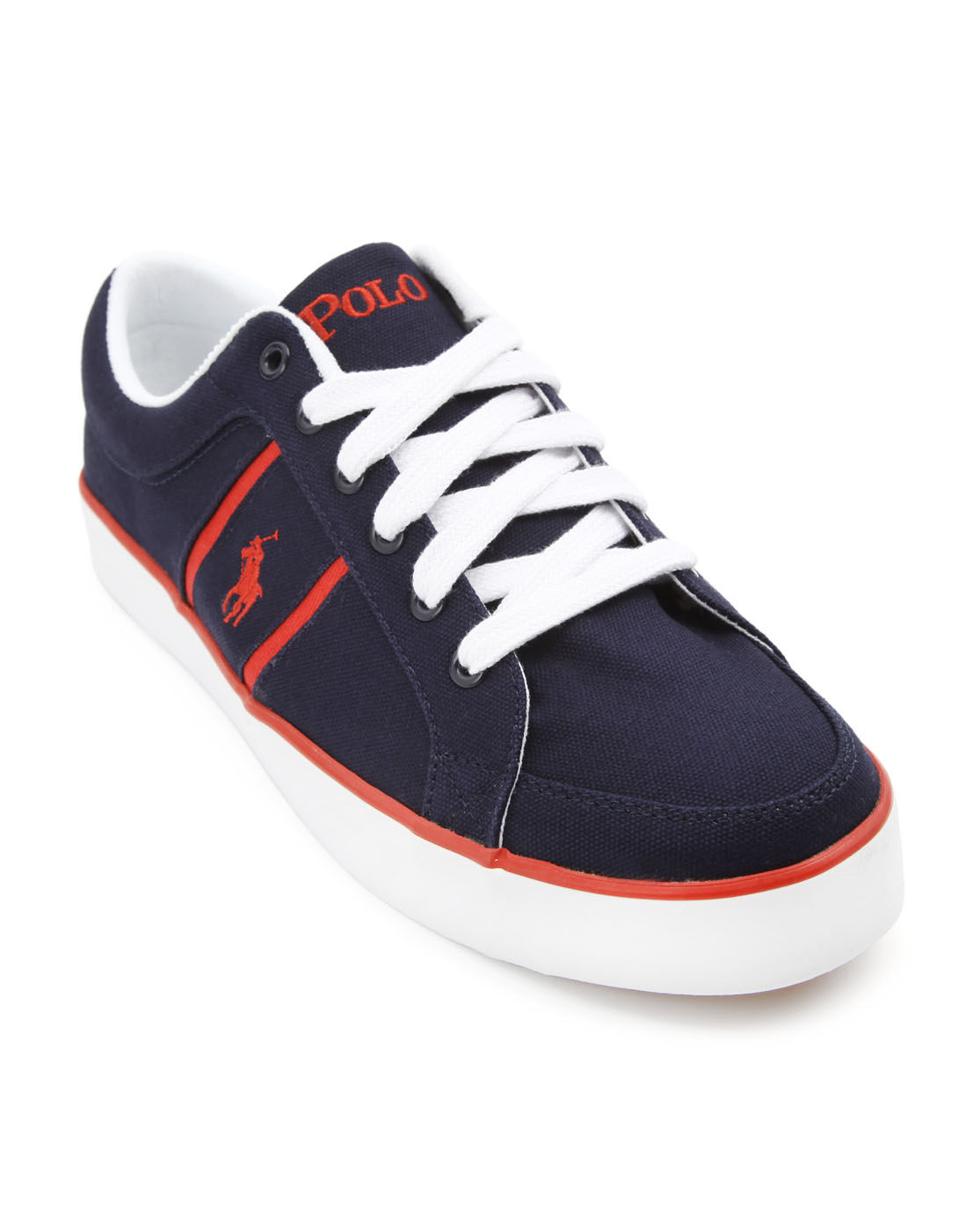 bolingbrook low navy sneakers by polo ralph lauren low sneakers made. Black Bedroom Furniture Sets. Home Design Ideas