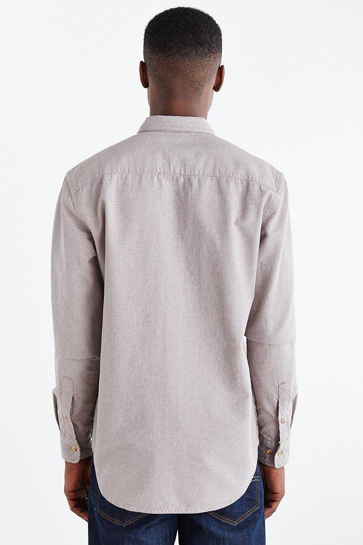 Mens white long sleeve button down shirt custom shirt for White button down shirt mens