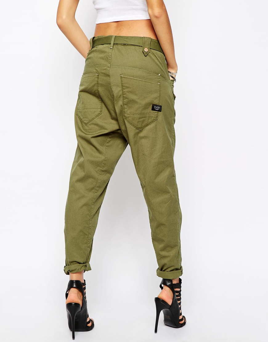 Womens Trousers G-Star