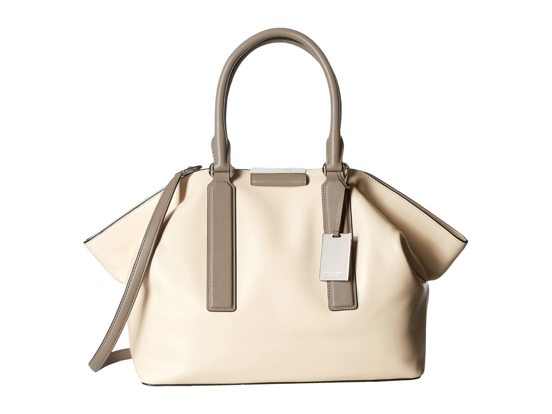 3e1a64a72c5ca8 ... Elephant; Michael Kors Collection Lexi Large EW Satchel Gallery
