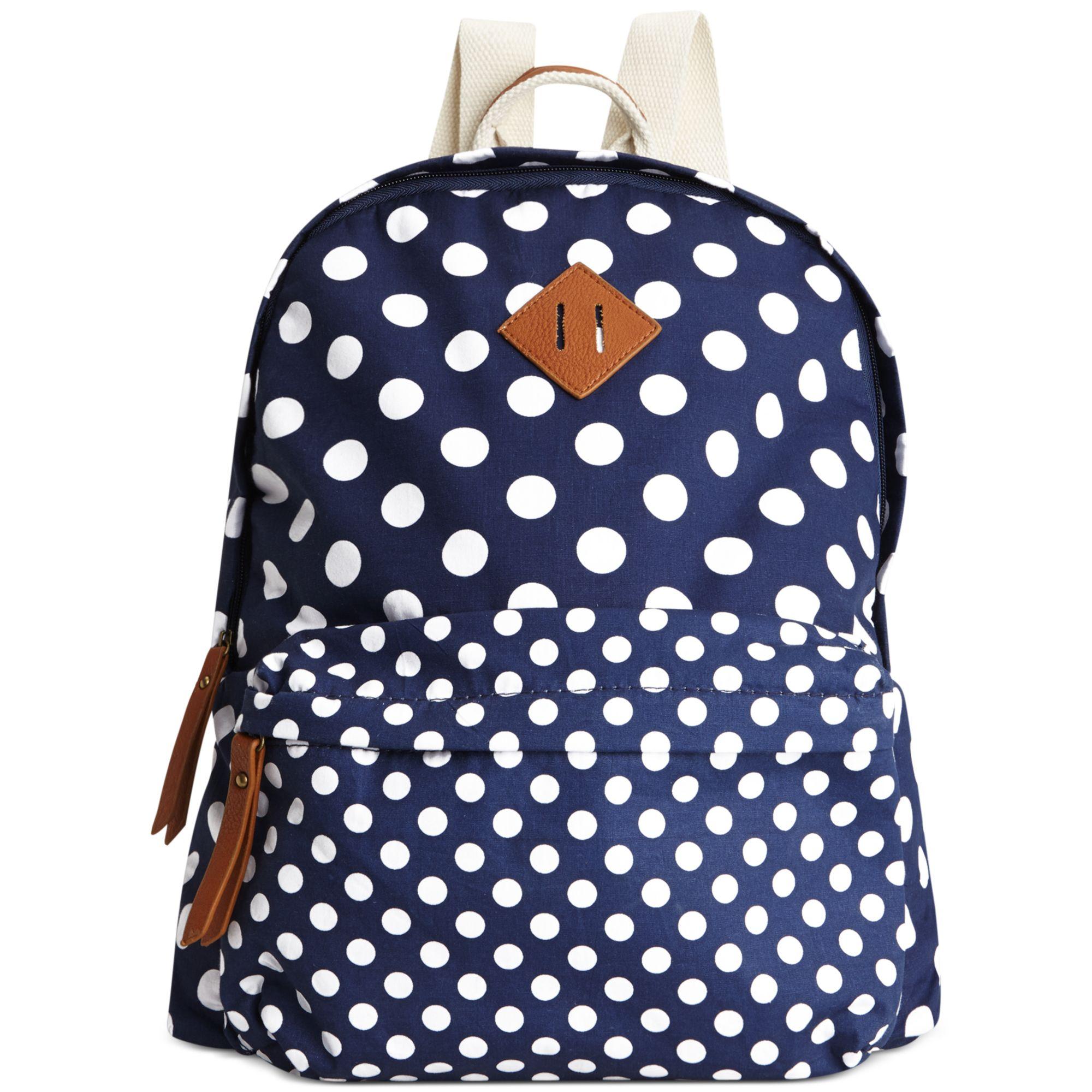 Madden girl Bskoolll Backpack in Blue | Lyst