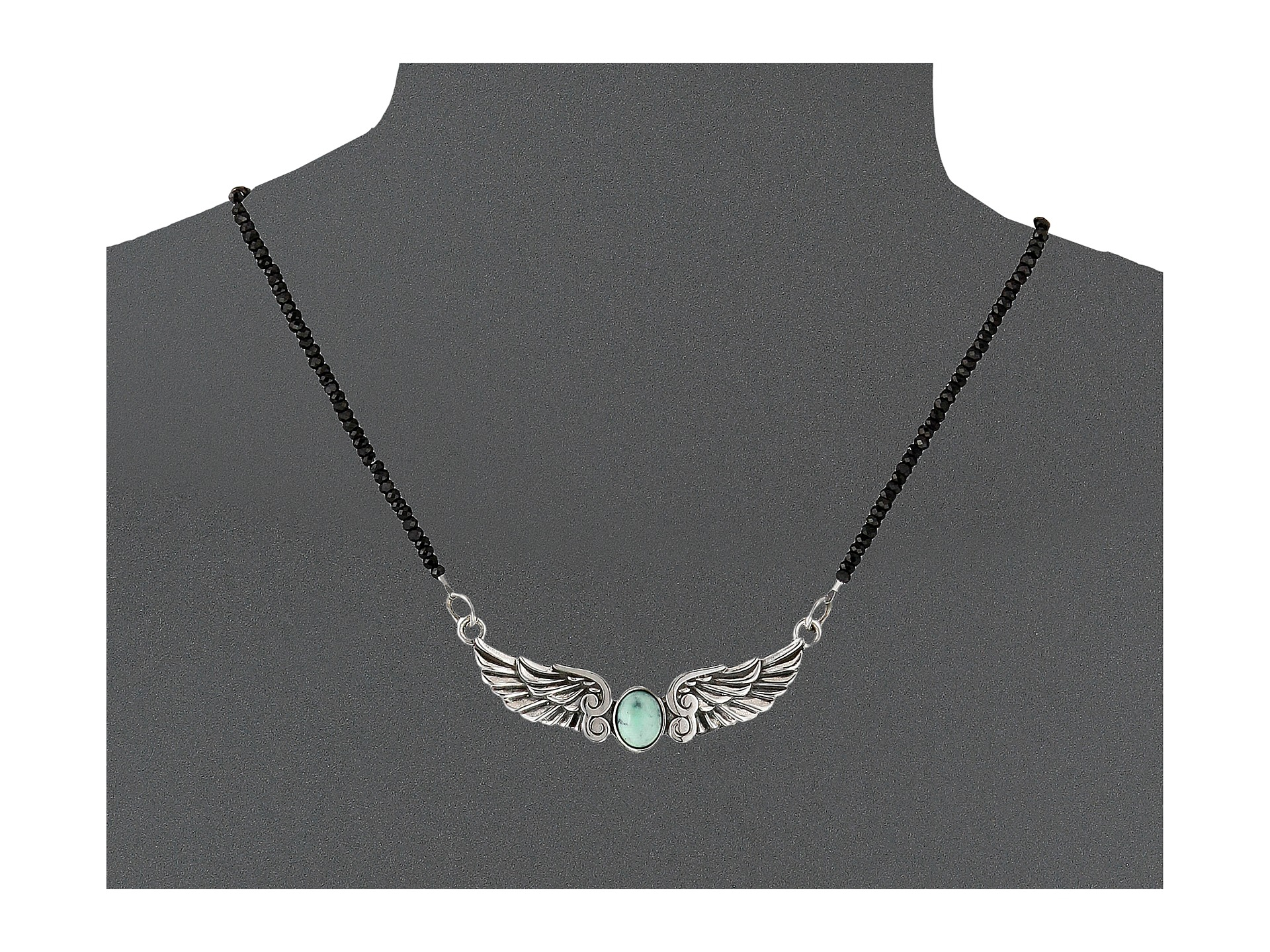 necklace products winged jewelry rosales native david american