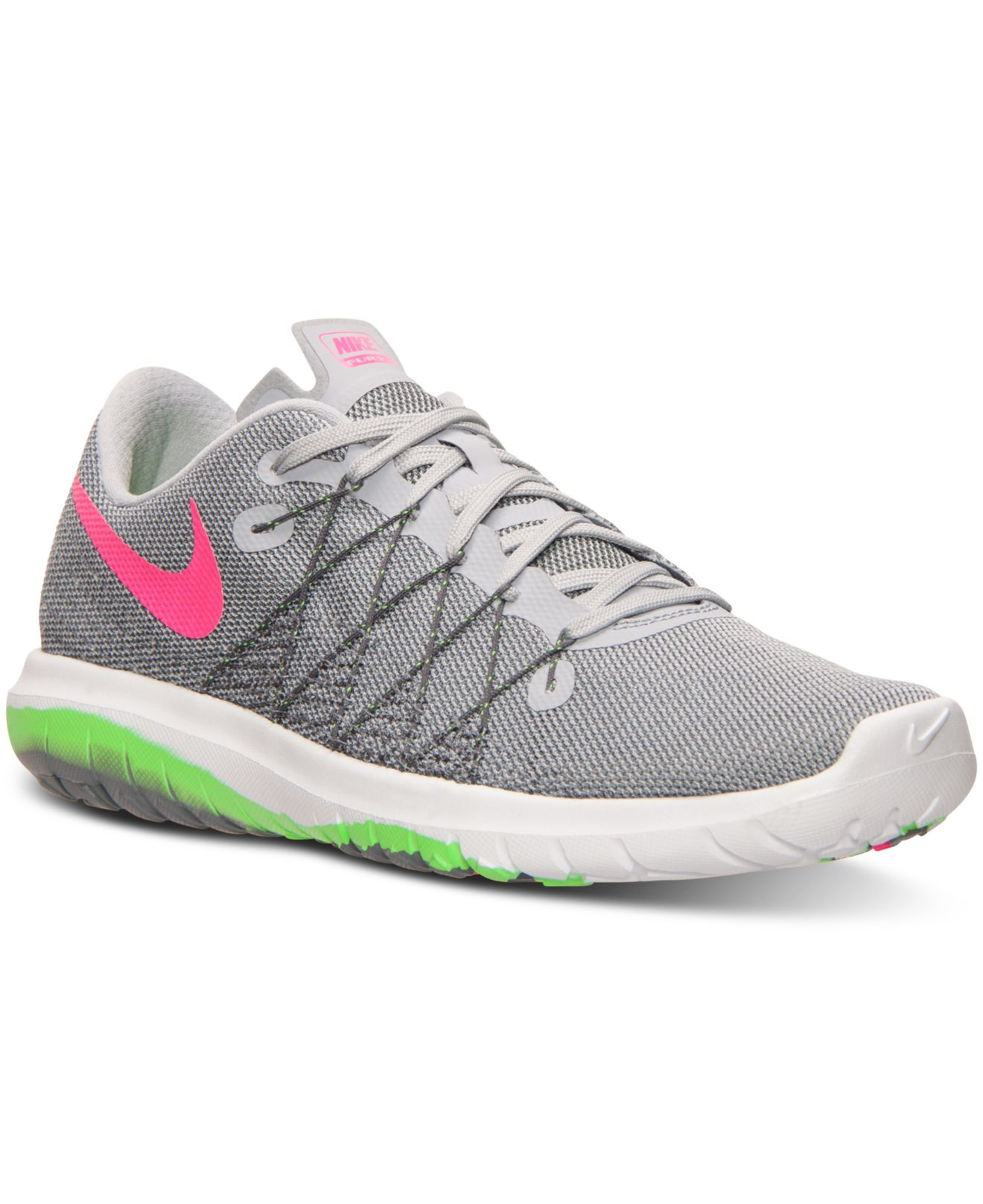 nike women 39 s flex fury 2 running sneakers from finish line. Black Bedroom Furniture Sets. Home Design Ideas