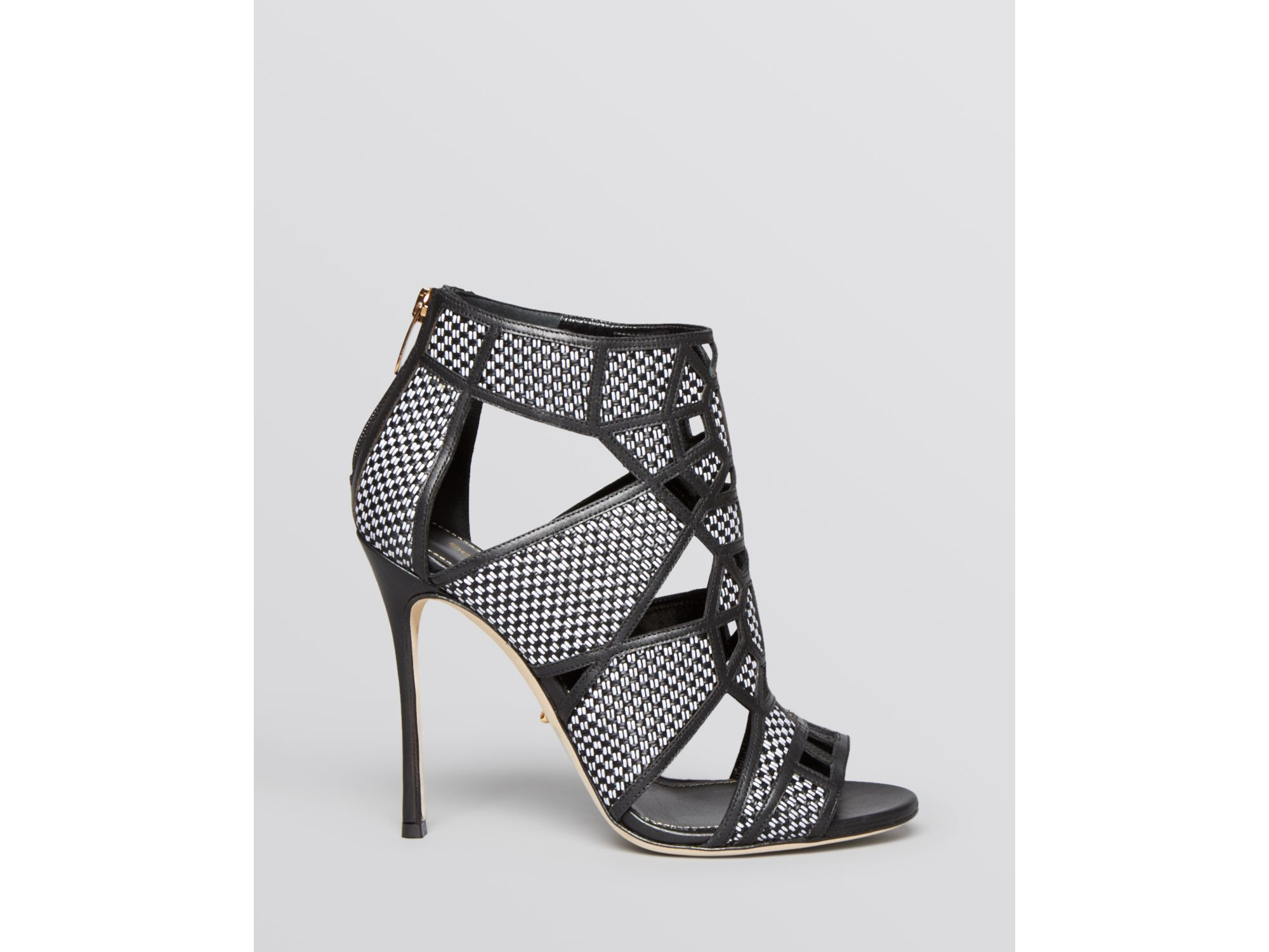 Sergio Rossi heeled open-toe sandals outlet visit new 3mtfHMkP