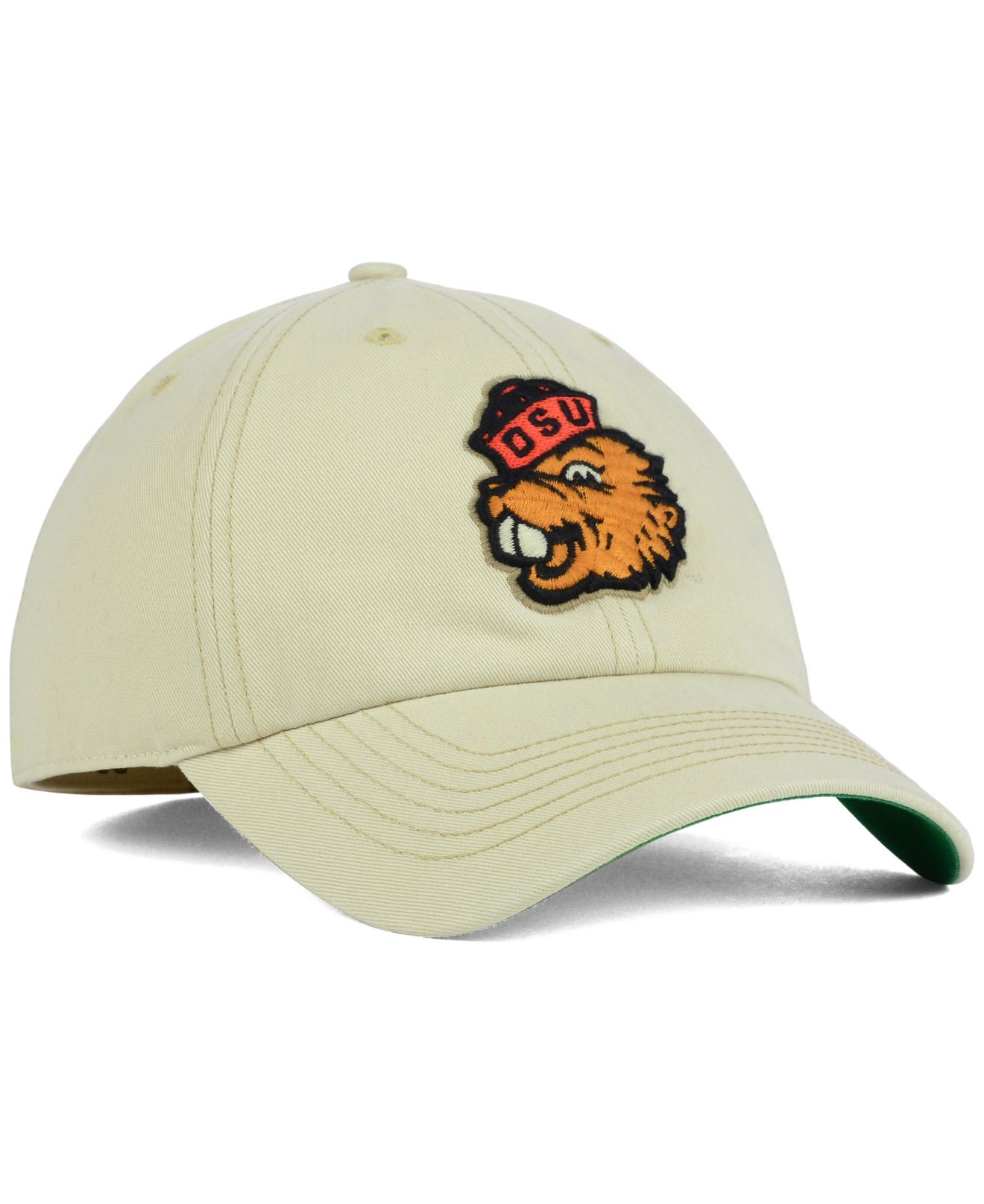 2b70d8f56b0 Lyst - 47 Brand Oregon State Beavers Franchise Cap in Natural for Men