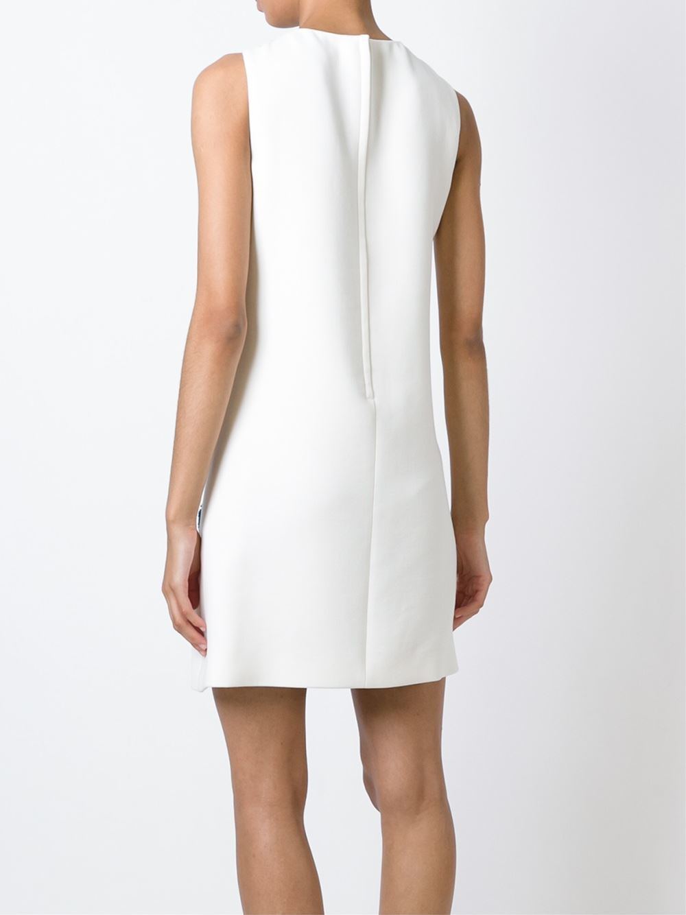White dress drawing - Gallery