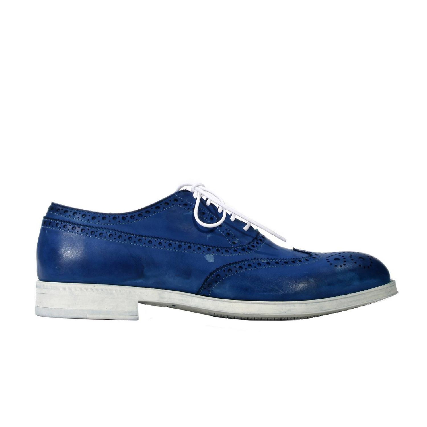 Lyst - Alberto guardiani Shoes Toki Tower Sneakers Leather