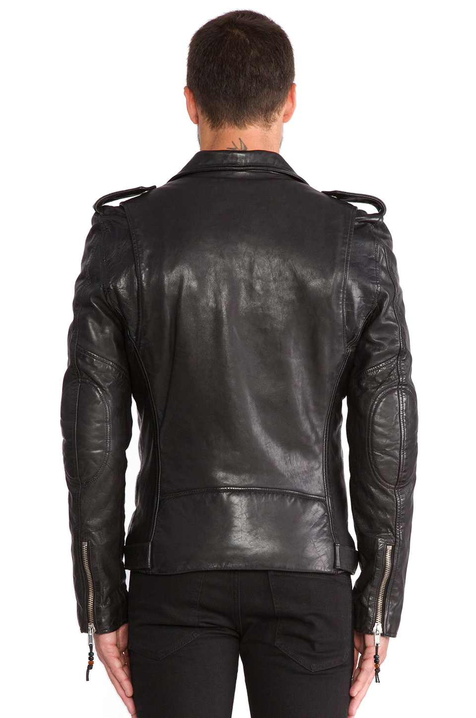 Leather Jacket Cleaning