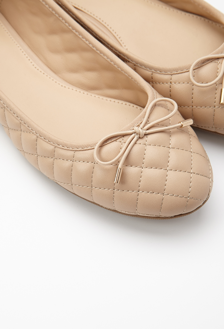 Find quilted ballet flats at ShopStyle. Shop the latest collection of quilted ballet flats from the most popular stores - all in one place.