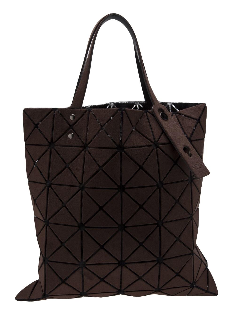 Lyst Bao Bao Issey Miyake Prism Tote Bag In Brown