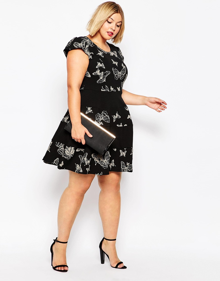 Butterfly plus size dresses – Dress fric ideas