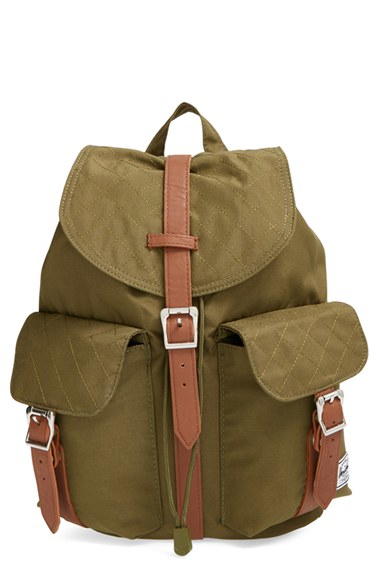 d489ff5ed59 Lyst - Herschel Supply Co.  dawson - Mid Volume  Backpack in Green