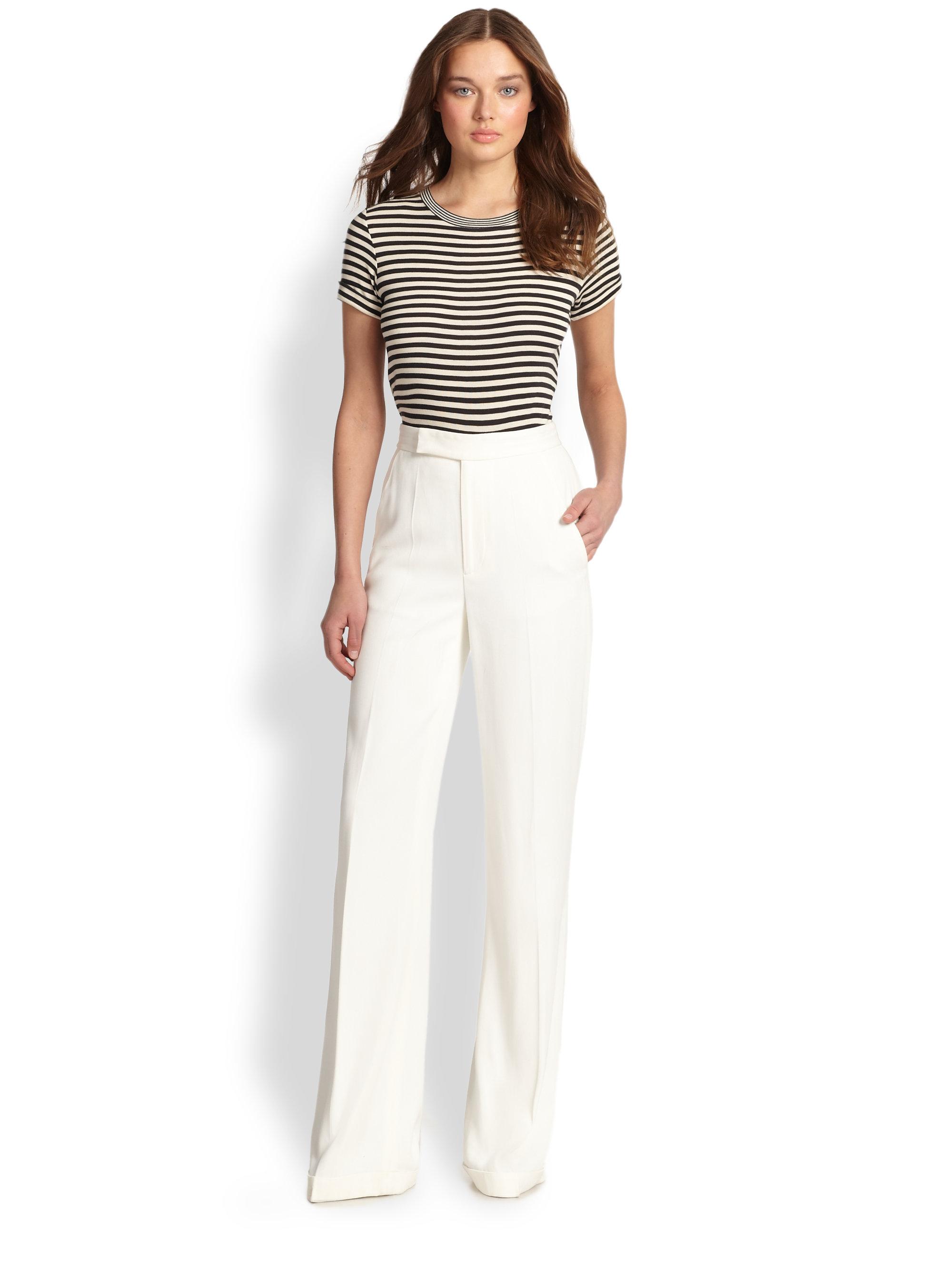 Women's Clothing Ralph Lauren Womens Pants