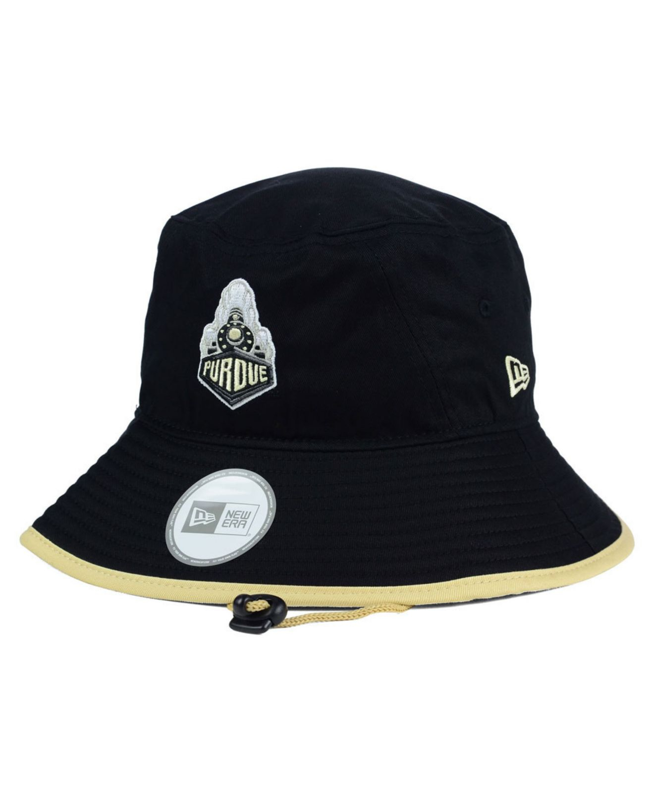 3d204025ec1 ... order norway lyst ktz purdue boilermakers tip bucket hat in black for  men ed97e e66a7 0ebce