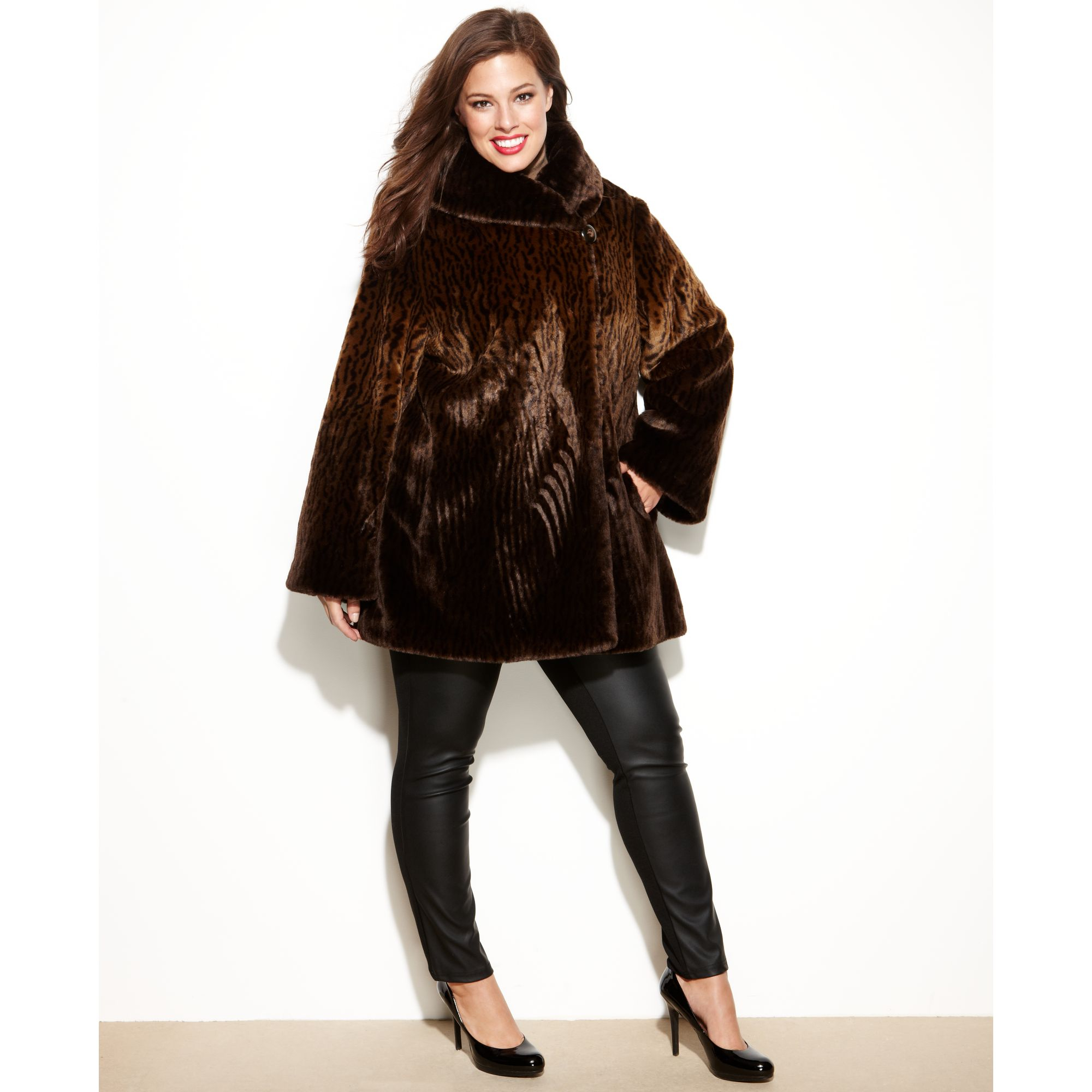 Shop for faux fur plus size online at Target. Free shipping on purchases over $35 and save 5% every day with your Target REDcard.