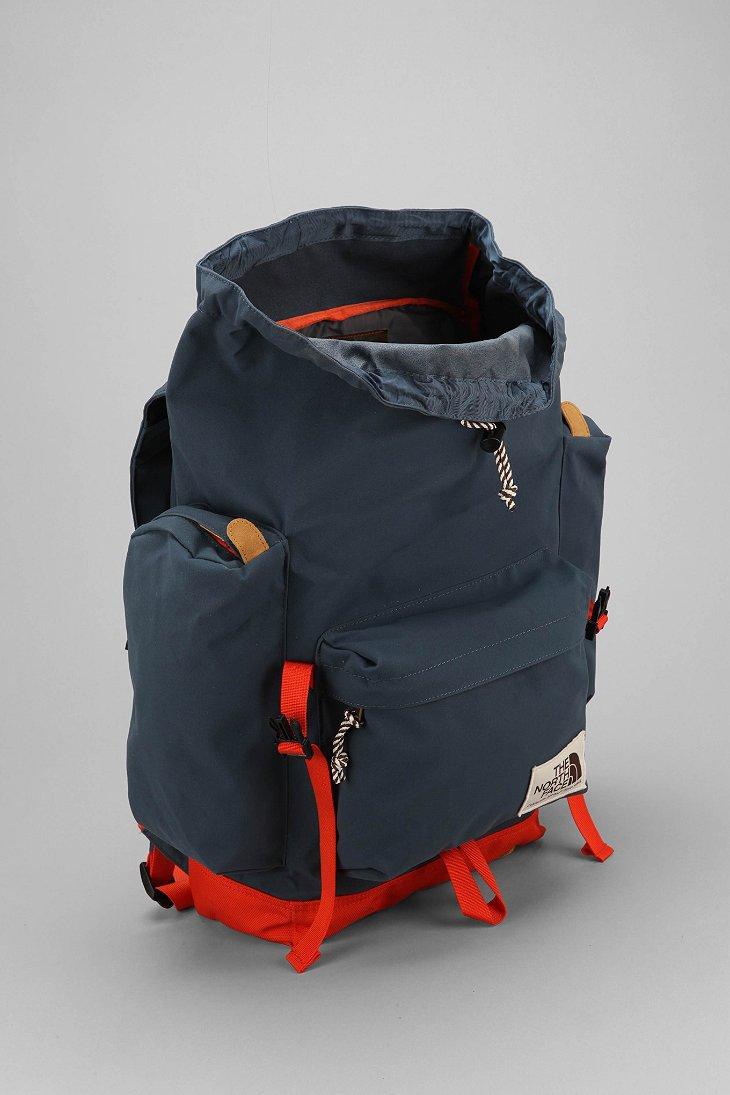 4643210dc8 The North Face Premium Rucksack in Blue for Men - Lyst