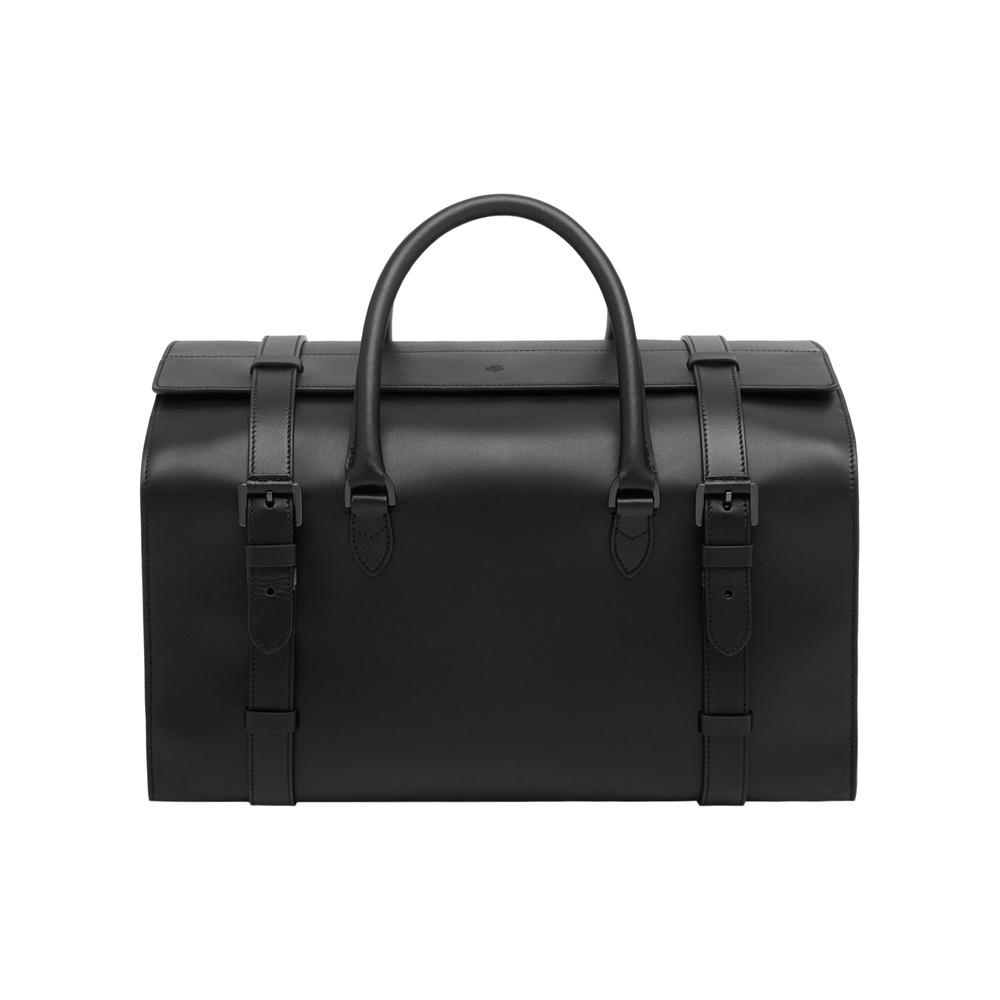 Lyst Mulberry Somerton Holdall In Black For Men
