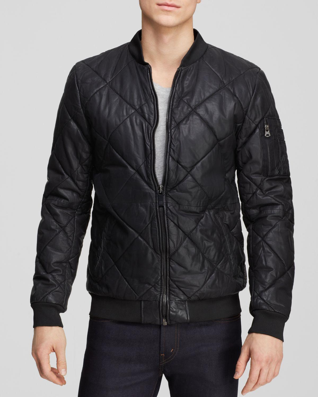 Scotch and soda leather jackets