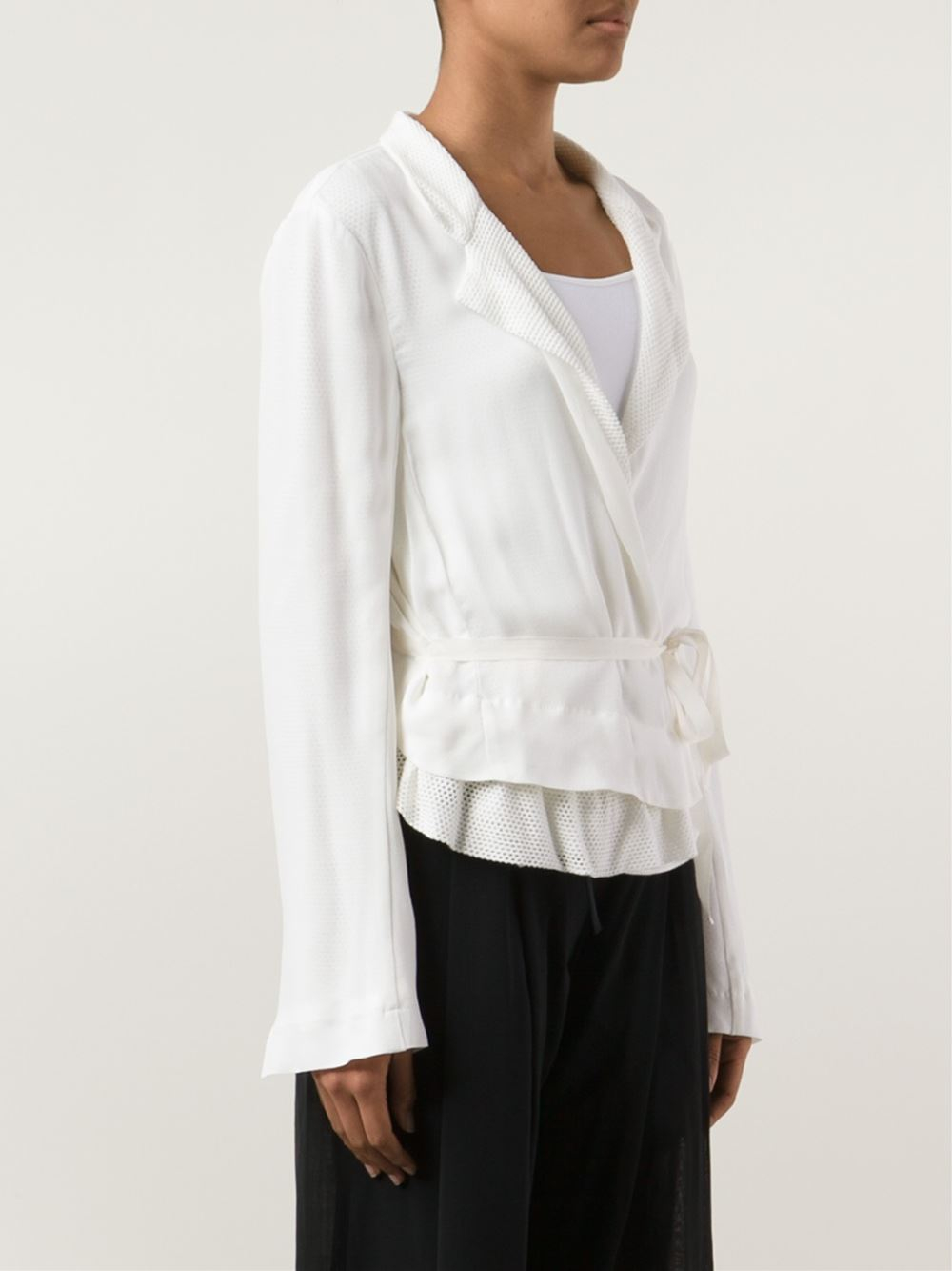 Find great deals on eBay for white wrap jacket. Shop with confidence.